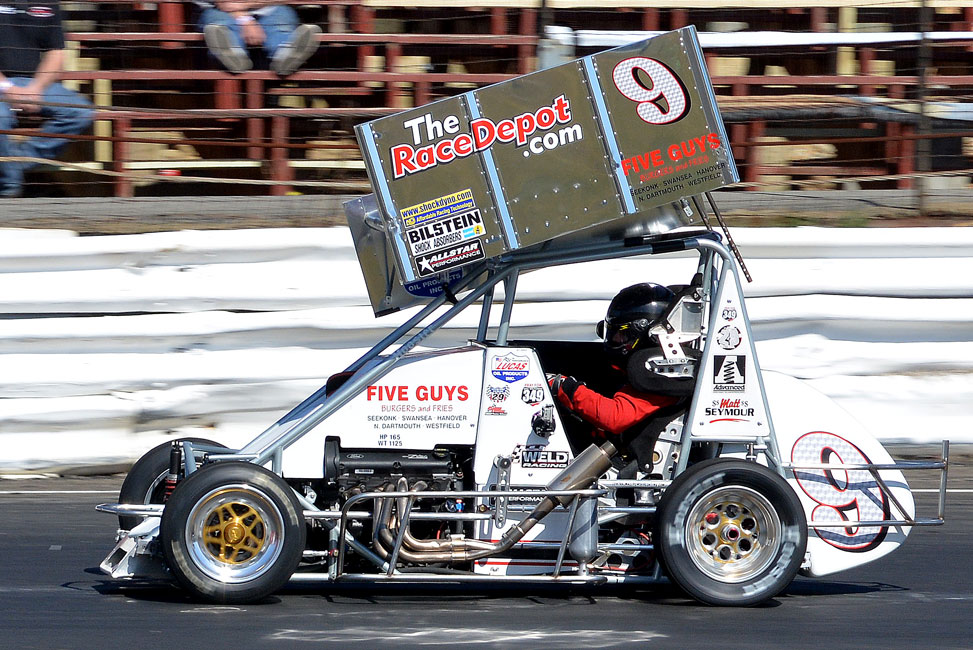 Matt swanson midget racing